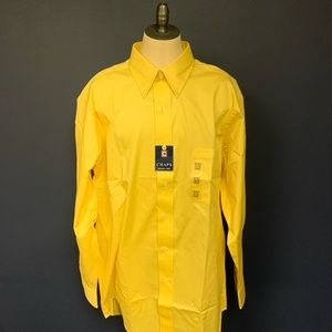 Chaps RALPH Lauren button up shirt L 16.5